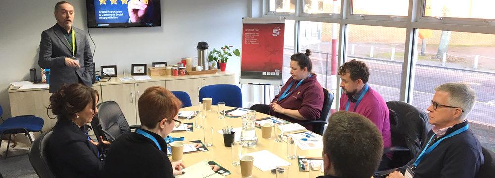 Richard Collins - CSR Workshop