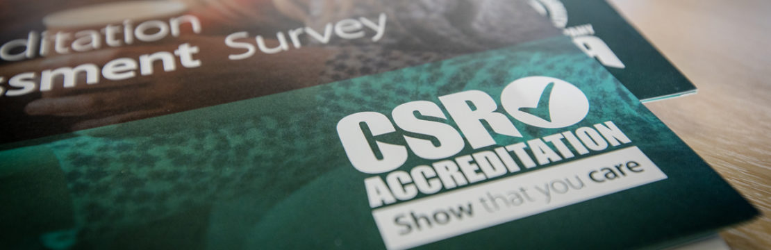 CSR Accreditation Survey