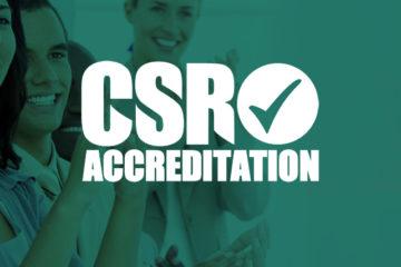 CSR Accreditation Banner