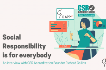 """""""Social Responsibility is for everybody"""": an interview with CSR Accreditation Founder Richard Collins"""