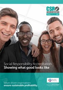 CSR Accreditation Leaflet