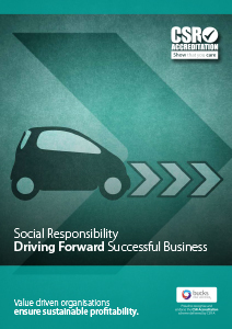 CSR Driving forward successful business