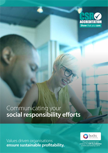 CSR-A Communicating CSR Leaflet