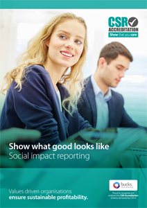 CSR-A Impact Reporting Leaflet