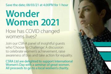 CSR-A International Women's Day