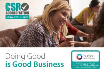 CSR Accreditation - Charterhouse Accountants