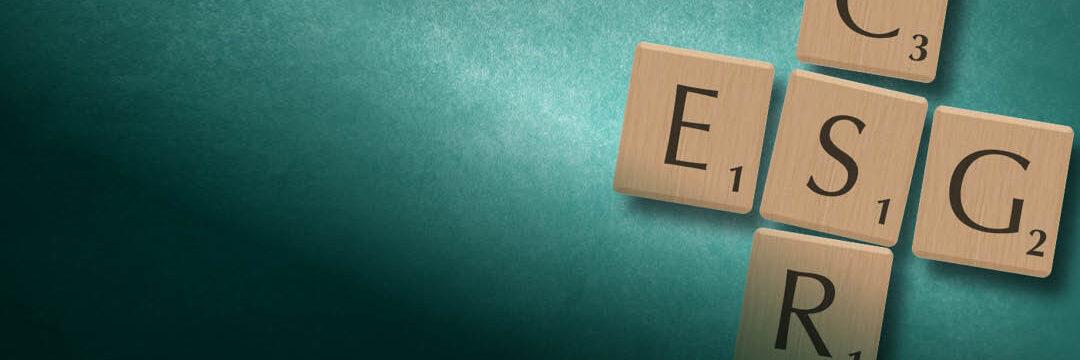 ESG CSR-A banner