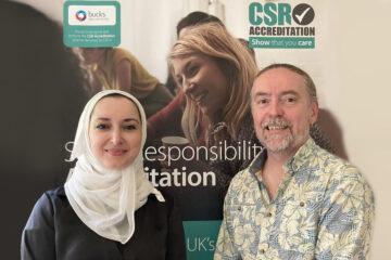 CSR-A Meeting Dr Hana Al Banna