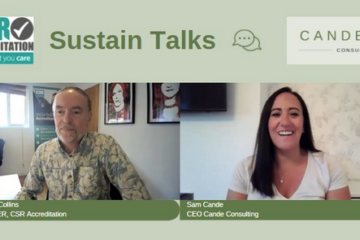 CSR-A SustainTalks Sam Cande